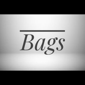 Other - All Bags in This Section